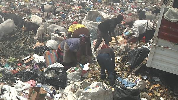 COVID restrictions squeeze incomes of waste recyclers