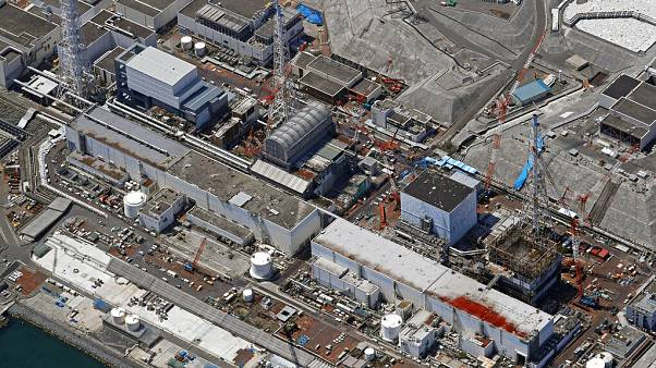 A fukusimai erőmű