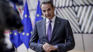 Κυράκος Μητσοτάκης, πρωθυπουργός Ελλάδας