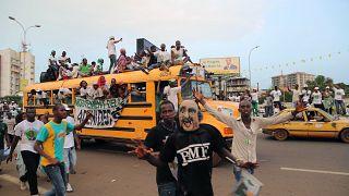 Conakry bloquée à deux jours du scrutin