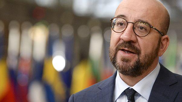 AB Konseyi Başkanı Charles Michel