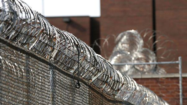 ABD'nin Şikago kentinde bir cezaevi (arşiv)