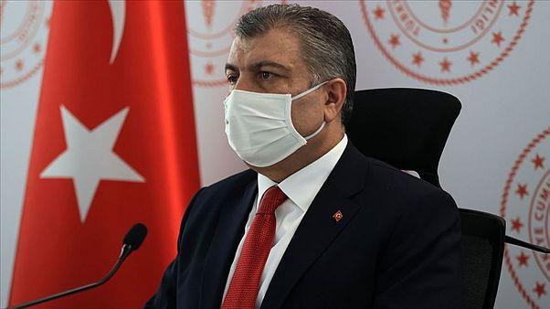 T.C. Sağlık Bakanı Fahrettin Koca Erzurum'da yaptığı konuşmada Covid-19 ile ilgili vatandaşları uyardı.