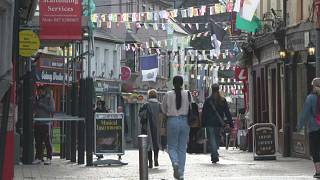Galway, Ireland was designated a 2020 European Capital of Culture.
