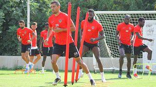 Hatayspor'da Covid-19'a yakalanan futbolcu sayısı 17'ye çıktı.