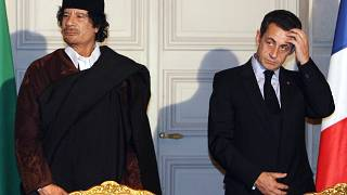 Sarkozy Indicted as Libya Allegedly Financed His Campaign Illegally