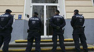 Avusturya polisi (arşiv)