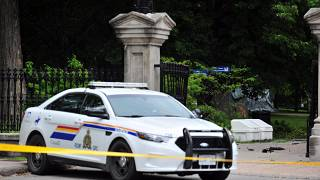 سيارة شرطة كندية