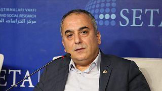 Ermeni Asıllı Türk siyasetçi Markar Esayan uzun süredir hastanede ve evinde mide kanseri tedavisi görmüştü.