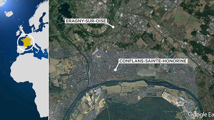 Euronews/Google Earth