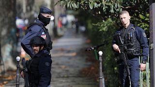 Парижская полиция