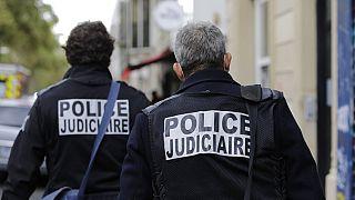 Polizei in Paris - Symbolbild Sept 2020