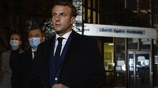Emmanuel Macron újból harcot hirdetett a terrorizmus ellen