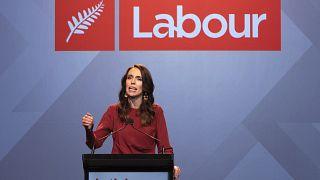 رئيسة الوزراء نيوزيلندا جاسيندا أردرن