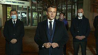 Un enseignant décapité en France, neuf personnes en garde à vue