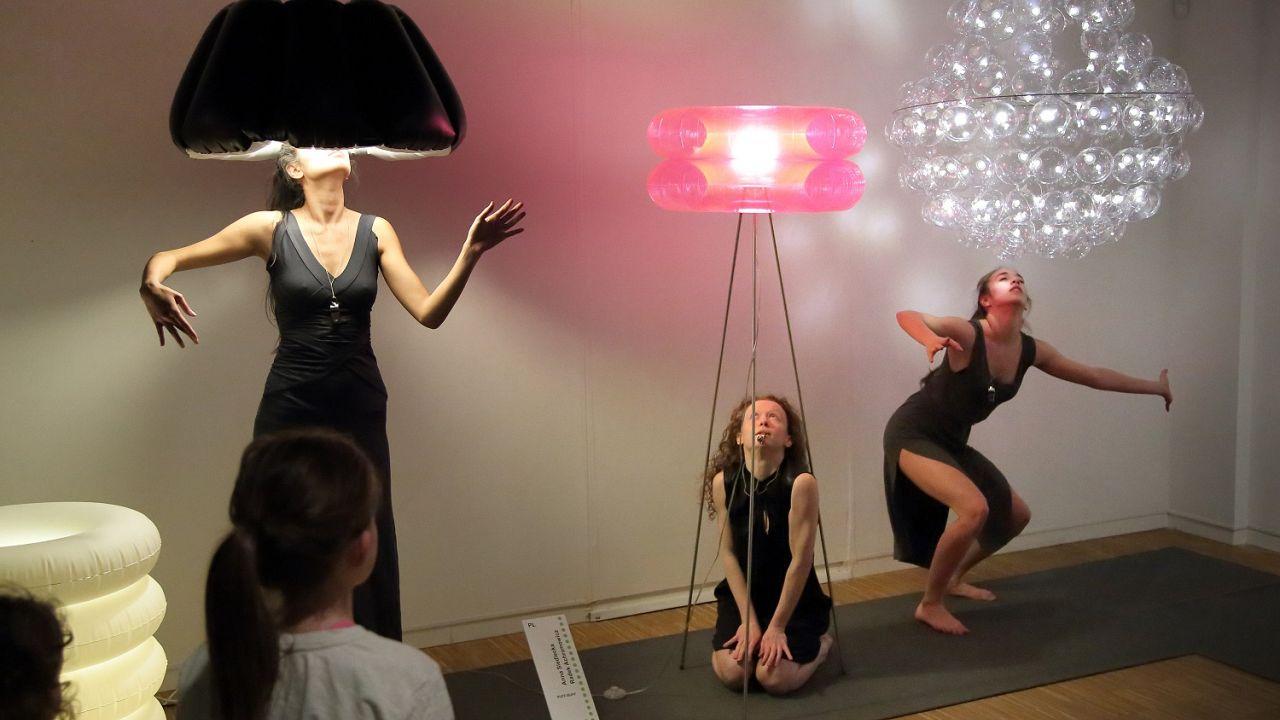 Határtalan Design - részlet a budapesti kiállításból