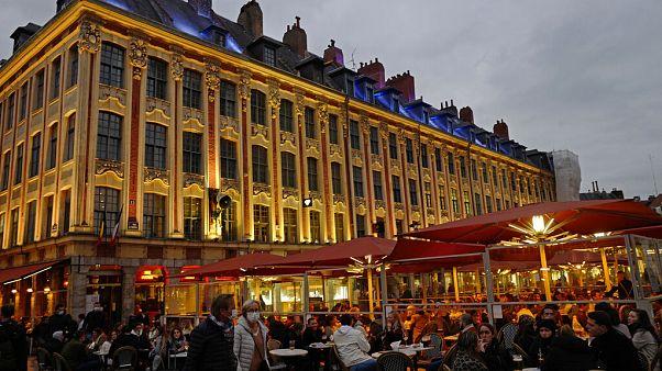 Nachtleben in Lille, Frankreich: Seit Samstag nicht mehr möglich.