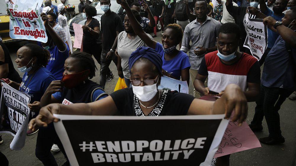 Plusieurs manifestants tués dans la capitale économique du Nigeria | Euronews