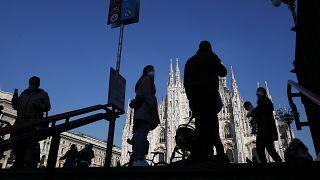 إجراءات جديدة في لوبماردي الإيطالية