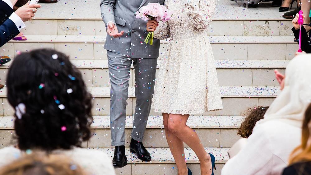 NY authorities stop wedding with up to 10,000 guests, citing coronavirus as reason