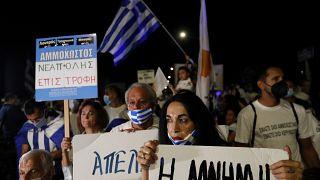 Régi sebeket tépett fel a ciprusi szellemváros megnyitása