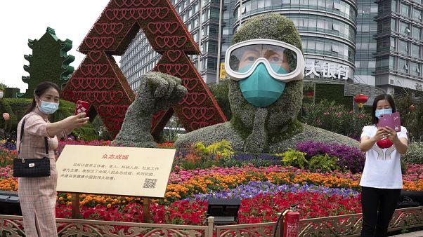 Çin, bulaşıcı hastalıkları önlemeyi amaçlayan  biyogüvenlik yasası 15 Nisan 2021'de yürürlüğe girecek
