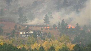 Колорадо: крупнейший пожар в истории наблюдений