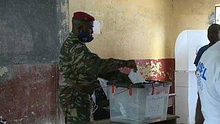 Election présidentielle en Guinée: Les bureaux de vote sont ouverts