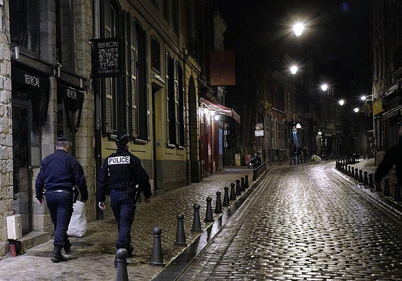 Michel Spingler/AP