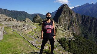 Jesse Katajama Machu Picchuban – egyedül