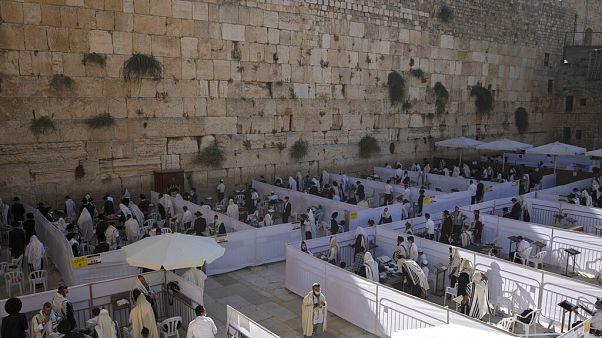 Τείχος των Δακρύων, Ιερουσαλήμ