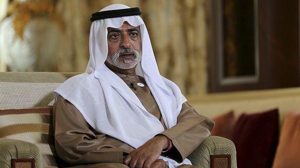 نهيان بن مبارك آل نهيان، وزير التسامح الإماراتي