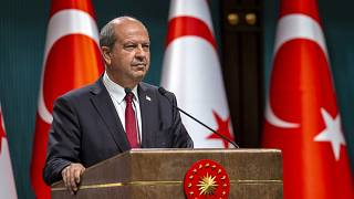 Ersin Tatar, the Turkish Cypriot prime minister, was elected president on Sunday