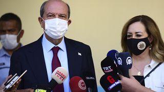 Ο ηγέτης των Τουρκοκυπρίων Ερσίν Τατάρ