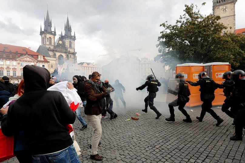 Petr David Josek/AP