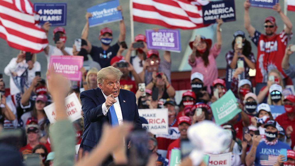 US-Präsidentschaftswahlen 2020 cover image