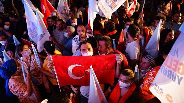 Ersin Tatar eleito presidente de Chipre do Norte
