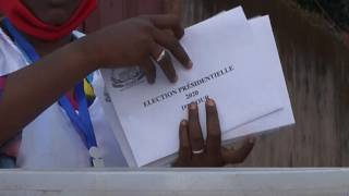 Vote Counting Under Way in Guinea's Presidential Election