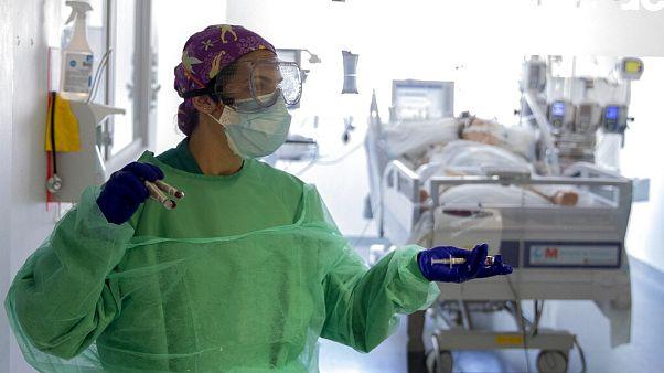 Kórház Spanyolországban
