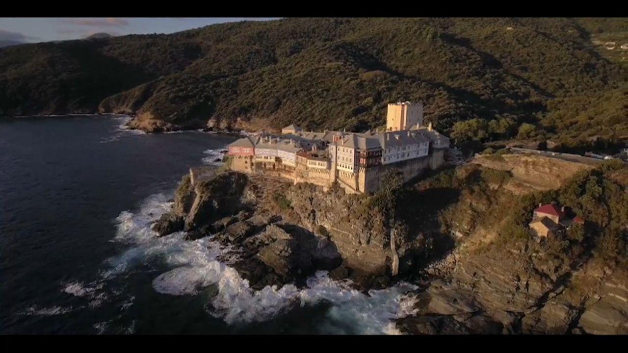 Für Frauen verboten: Die Schätze vom Berg Athos