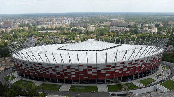 الملعب الوطني في بولندا
