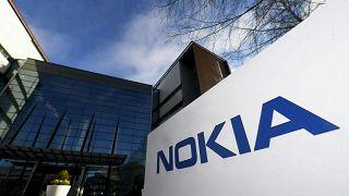 Telekomünikasyon şirketi Nokia'nın Finlandiya'nın Espoo kentideki merkezi