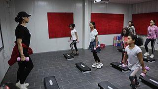 Une académie de sports libyenne dédiée aux filles