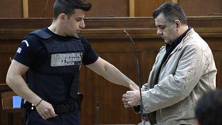 Yunanistan'da Altın Şafak üyelerinin yargılanması