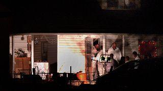 المنزل مسرح جريمة مونتغومري