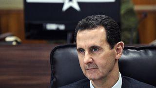 Suriye Devlet Başkanı Başar Esad