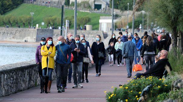 Europa se arma ante un duro invierno de pandemia