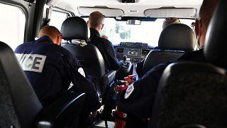 الشرطة الفرنسية في مدينة تولوز