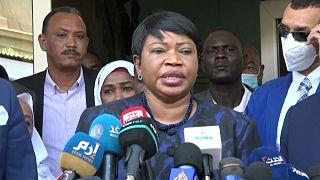 Fatou Bensouda (CPI) appelle le gouvernement à collaborer