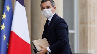 Fransa İçşleri Bakanı Gerald Darmanin